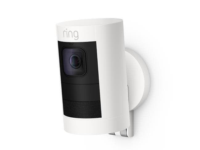 Ring pitches the product as a way to improve your home security.