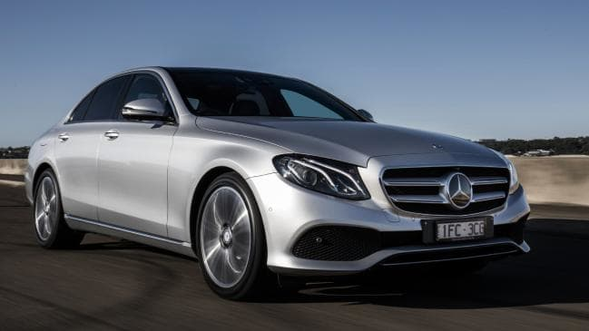 Badge snob: The Mercedes-Benz E-Class was the most expensive car to operate out of the 139 evaluated.