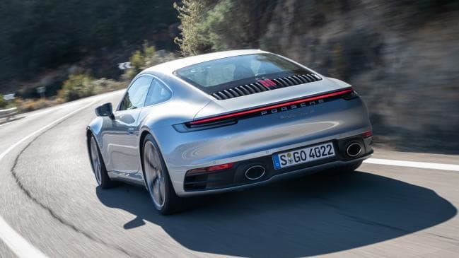 The next-generation Porsche 911 Turbo could receive a hybrid boost.